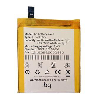 SWARK Bateria BQ 2470 Compatible con BQ Aquaris M4.5 Bater/ía con herramientas