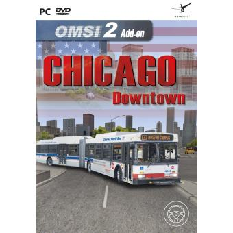 Omsi 2 Add-on Chicago Downtown (pc Dvd) [importación Inglesa]