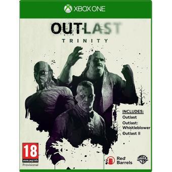 Outlast Trinity (xbox One) [importación Inglesa]