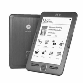 "Libro electrónico eBook Dickens pantalla tinta electrónica 6"""" SPC 5608N"
