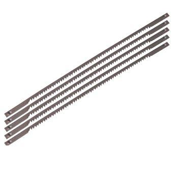 Juego de 5 hojas de acero Ferm, Modelo SSA1003 para sierras de contornear