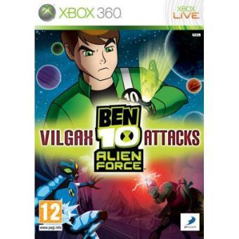 Ben 10 Alien Force: Vilgax Attacks Xbox 360