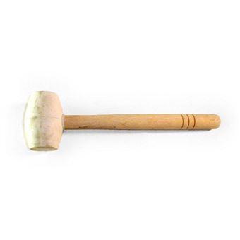 Maza de goma blanca 250 gr. 65912