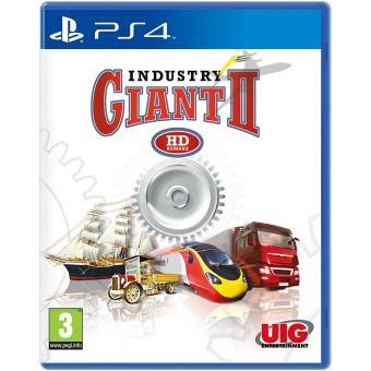 Industry Giant 2 (playstation 4) [importación Inglesa]