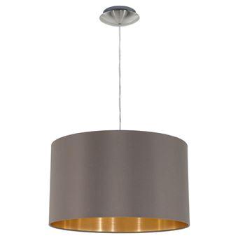 Lámpara colgante de techo Eglo, Maserlo D38 cm 31603