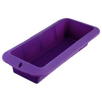 Molde de silicona cake para horno y microondas 30 cm utensilios de cocina los mejores - Silicona para microondas ...