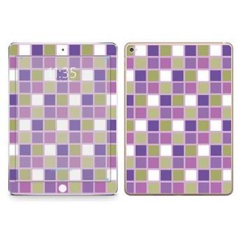 Skin Stickers Para Apple Ipad Air 2 (sticker : Purple Plaid)