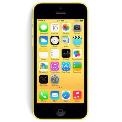 Apple iPhone 5c - 16GB (Amarillo)