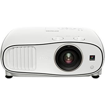 Videoproyector Epson Eh-tw6700w 3000lúmenes Ansi 3lcd 1080p 3D Desktop Projector Color Blanco
