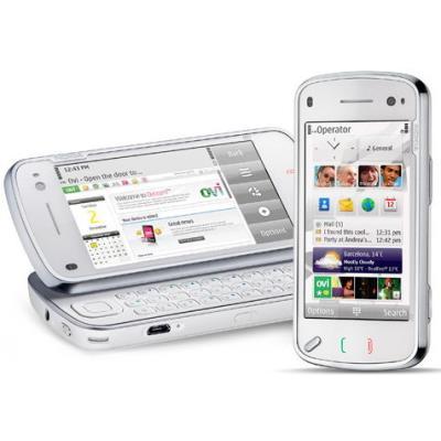 TelĂŠfono mĂłvil Nokia N97