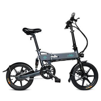 FIIDO D2 Bicicleta eléctrica 16 pulgadas Rueda 7.8Ah 36V 250W gris
