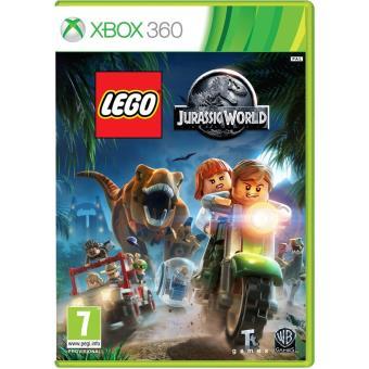 Lego Jurassic World (xbox 360) [importación Inglesa]