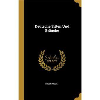 Serie ÚnicaDeutsche Sitten Und Bräuche HardCover