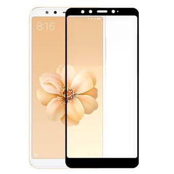Cristal Templado Cool para Xiaomi Mi A2 / Mi 6X, FULL 3D Negro