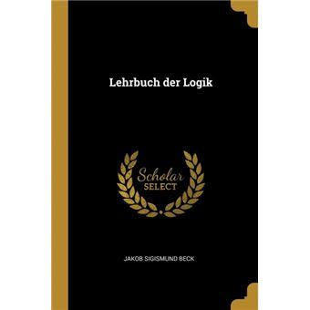 Serie ÚnicaLehrbuch der Logik Paperback