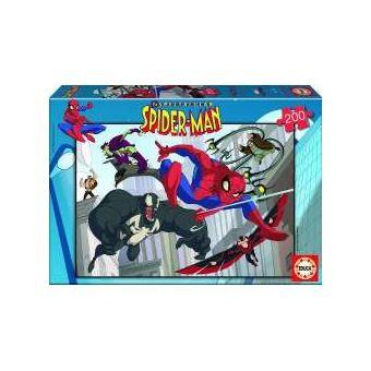 Puzzle 200 spectacular Spiderman