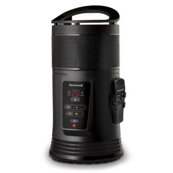 Calefactor envolvente HZ445E4 1800 W negro