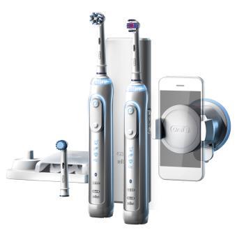 Oral-b Genius 8900 Cepillo Dental Oscilante Color Blanco - Salud y cuidado