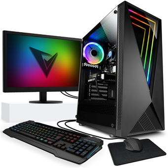 Gaming PC Vibox - FX 8300, Nvidia GeForce GTX 1050 Ti, 16 Gb RAM, 1TB HDD, Windows 10