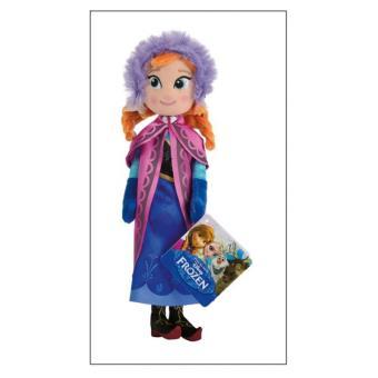 "Peluche Disney ""Frozen - El reino del hielo"" -Simba Toys  Anna, 25 cm"
