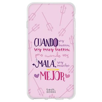 Funda de Silicona TechCool para Iphone 7 / 8 Galaxia colores