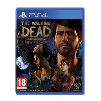 The Walking Dead - Telltale Series: the new Frontier (playstation 4) [importación Inglesa]
