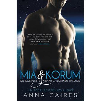 Mia & Korum (Die komplette Krinar Chroniken Trilogie)