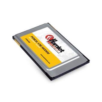 Hamlet HFMV92 V92 PCMCIA modem Data / Fax for Notebook