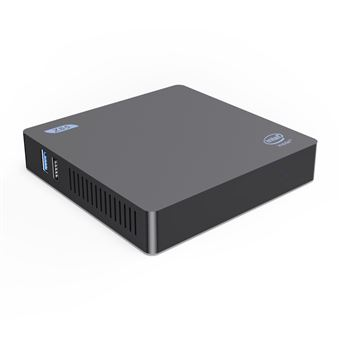 Android TV Box Z85 Intel Atom X5-Z8350 2GB+32GB Pantalla Doble 2.4G+5.8G/1000Mbps/BT 4.0 Mini PC