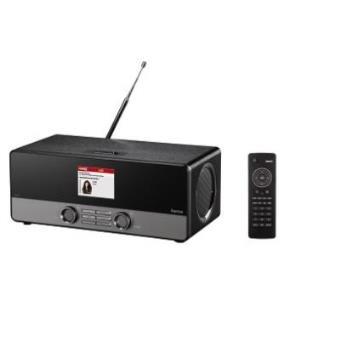 Hama DIR3100 Internet Digital Negro radio