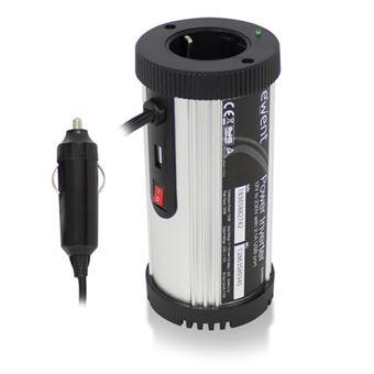 Fuente Alimentación Eminent Power Inverter 12V To 230V 150Watt With 2.1A Usb Charging