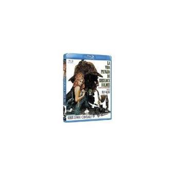 La Vida Privada de Sherlock Holmes (Blu Ray)