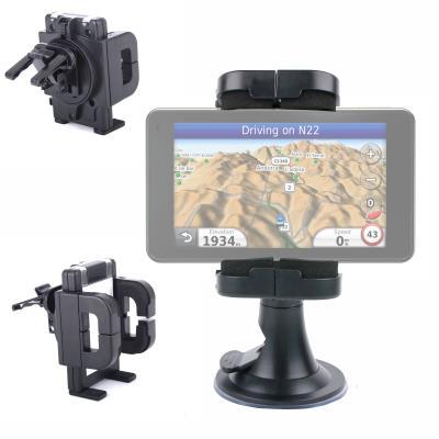 Soporte Para Parabrisas De Coche Con Abrazadera Ajustable Para Navegador GPS Garmin 2797 LMT Por DURAGADGET
