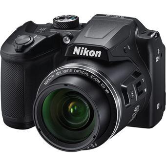 """Nikon COOLPIX B500 16MP 1/2.3"""""""" CMOS 4608 x 3456Pixeles Negro"""