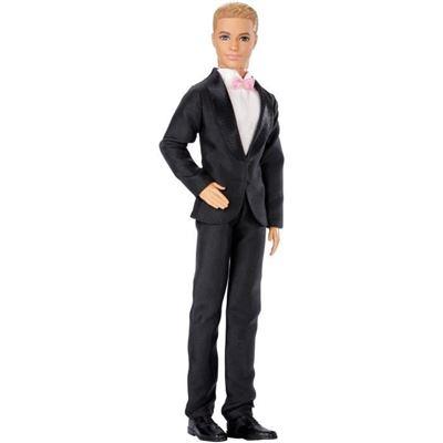 muñeco ken novio dvp39 barbie, muñeca, los mejores precios | fnac