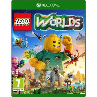 Lego Worlds (xbox One) [importación Inglesa]