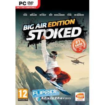 Stocked big air Edition - PC [Importación  inglesa]