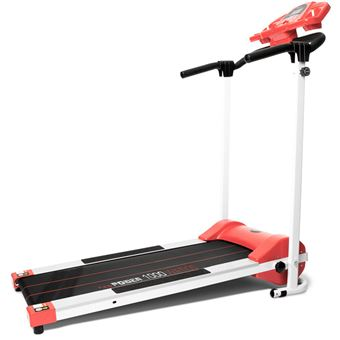 Novohogar Cinta de Andar y Correr Plegable Red Power