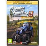 Farming Simulator 15 Gold (pc Dvd) [importación Inglesa]