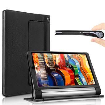 Funda Tipo Libro con Soporte Stand Case para Lenovo Yoga Tab 3 Pro  Multi4you