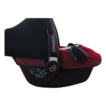 Capota Janabebé para Maxi-Cosi Pebble Bebe Confort  Black Series
