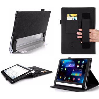 Funda Tipo Libro con Soporte Stand Case para Lenovo Yoga Tablet 2 8.0  Multi4you