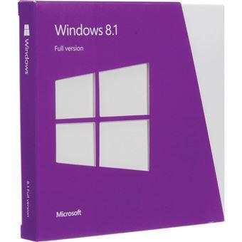Microsoft Windows 8.1 Pro 32Bit/64Bit clave de producto Key