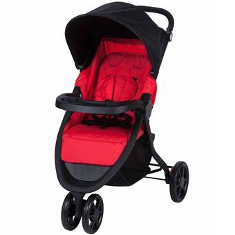 Cochecito para Bebé Safety 1st, Urban Trek Rojo 1212530000