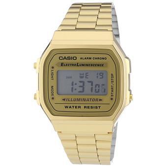 56933804c20d Reloj Unisex Reloj Casio Chapado Digital A168wg-9ef - Reloj Unisex Deporte  - Los mejores precios