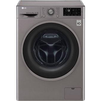 Lavasecadora LG F4J6TM8S Inox A/A 14+12