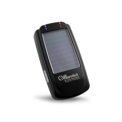 Hamlet HBTGPSOL BT Solar GPS Bluetooth GPS Receiver