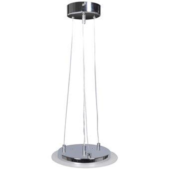 Lámpara de techo colgante vidaXL, LED, 6X2W, redonda