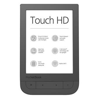 Libro Electrónico Ereader Pocketbook Touch HD