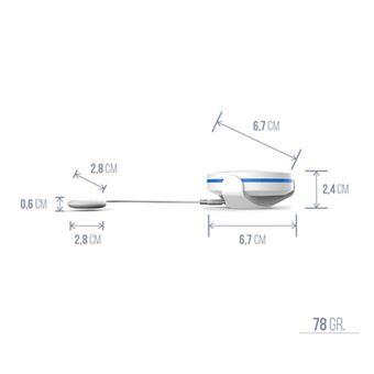 Sensor inteligente SPC Eluvio para fugas de agua